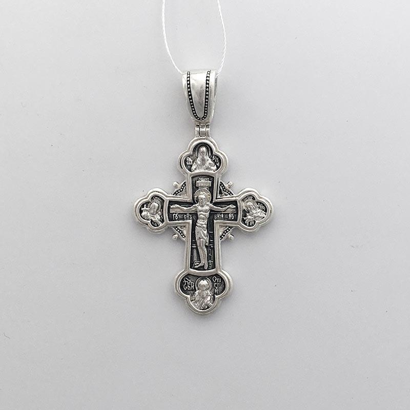Серебряный крест ПР-31