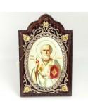Икона Николай Чудотворец (2.78.0605)