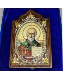 Икона Николай Чудотворец (2.78.0605лп)