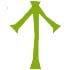 рунический символ Тийваз